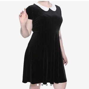 Black Wednesday Adams dress